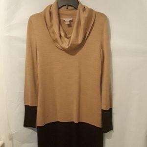 Ann Taylor Loft Wool Blend Dress